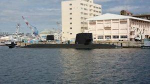 横須賀軍港ツアー